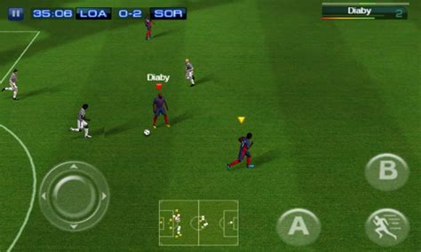 real football 13 apk real football 2011 hd of android