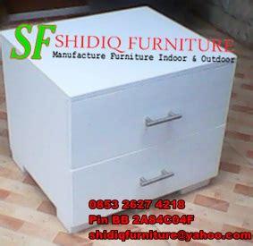 Nakas Komodo Nakas Meja Konsul Meja Dinding Furniture Interior nakas minimalis pesanan ibu ratih jakarta shidiq furniture