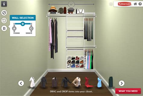 rubbermaid homefree design tool startling rubbermaid closet organizers shelves dividers