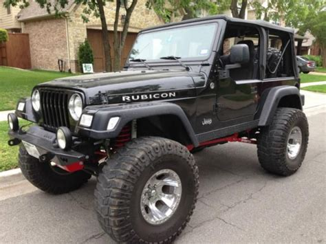 Jeep Rubicon For Sale Houston Tx Sell Used Jeep Wrangler Rubicon In Houston United