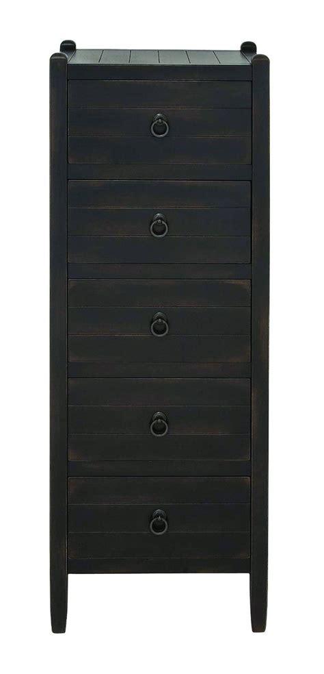 tall slim black dresser black tall dresser ideas that will improve your interior
