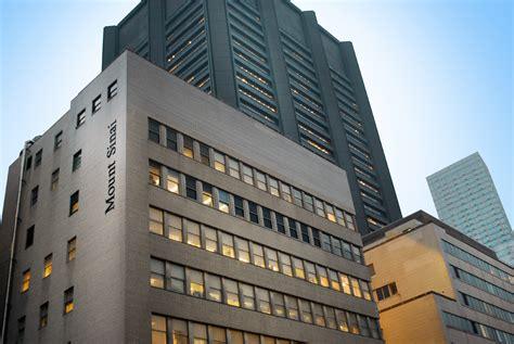 Mount Sinai Detox Nyc by Mount Sinai Hospital New York City 100 Great Hospitals