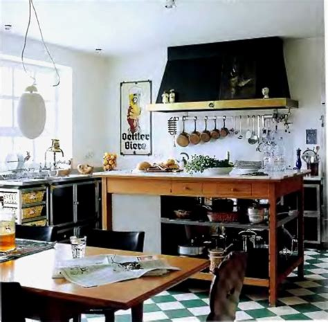 Eclectic Kitchen Design | 11 awesome type of kitchen design ideas