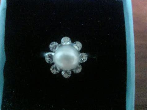 Gelang Mutiara Laut Baroque butik mutiara cantik cincin mutiara