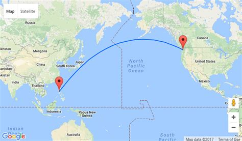 seattle to japan map seattle to manila philippines for only 464