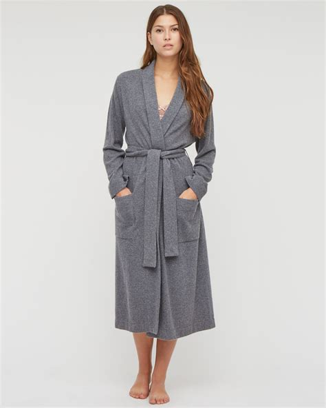 dressing gown knitted dressing gown jigsaw