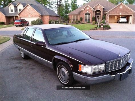 automobile air conditioning service 1996 cadillac fleetwood seat position control 1996 cadillac fleetwood brougham