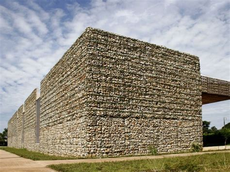 building houses building houses with gabions google search gabions