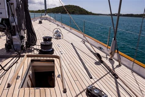 malibu boats bloomberg elfje sailing yacht by royal huisman american luxury