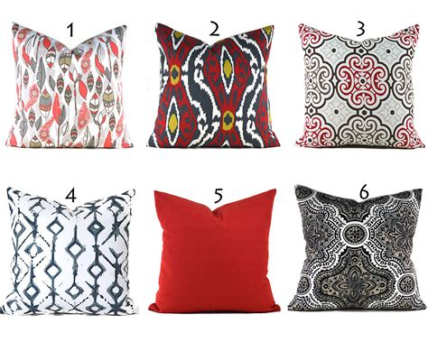 Throw Pillow Insert Sizes by Pillow Covers Any Size Decorative Pillows Pillow Inserts