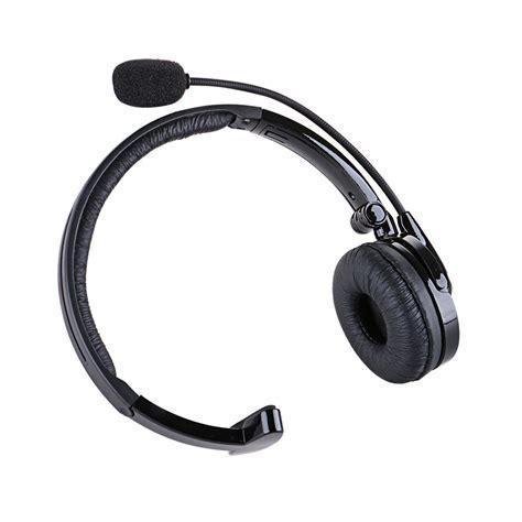 Headset Bluetooth Mono mono bh m10b mic wireless bluetooth headset headphone for ps3 trucker drivers ebay