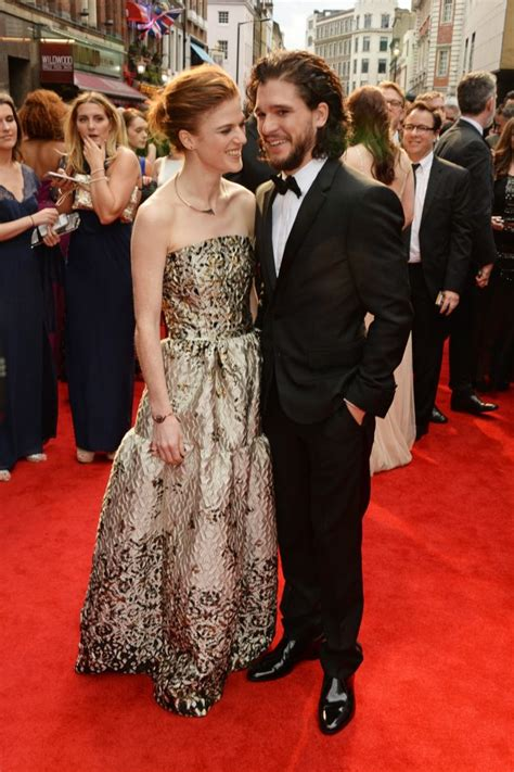 game of thrones actor engaged game of thrones star kit harington engaged ok magazine
