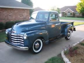 50 chevy trucks