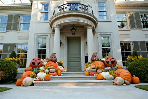 Decorating Ideas Terrific Fall Decorating Ideas Outdoor Decorating Ideas
