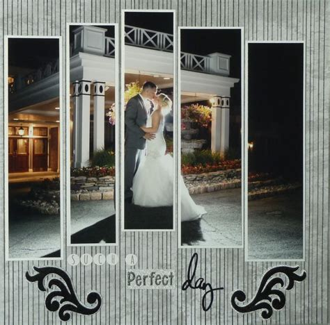 Wedding Album Layout Ideas by 257 Best Images About Wedding Scrapbooking Layouts On