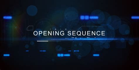 tutorial opening film after effect digital techno opening title by artinfx videohive