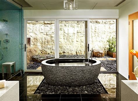 great bathtubs hot bathroom trends freestanding bathtubs bring home the spa retreat