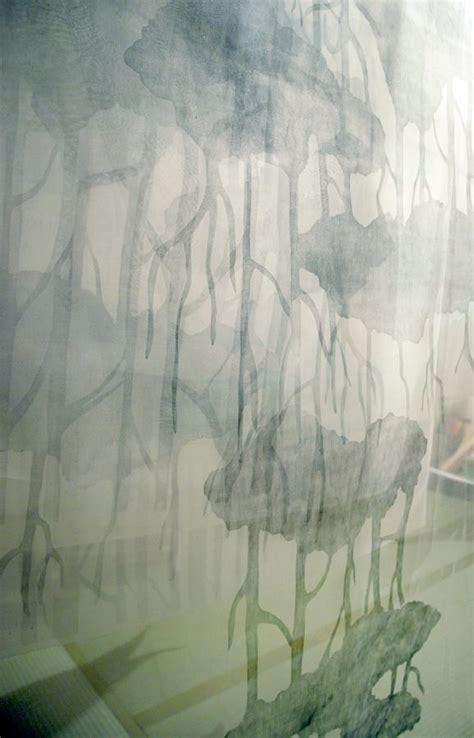 Tutorial Ricamo Su Organza | kaori miyayama2 le radici del cielo xilografia e ricamo