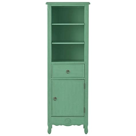Home Depot Bathroom Cabinets Storage Home Decorators Collection 20 In W X 60 In H X 14 In D Bathroom Linen Storage Cabinet In