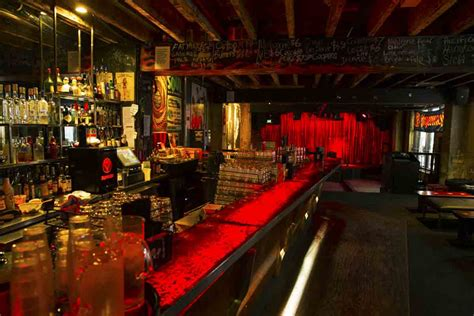Top Melbourne Bars by Cherry Bar Cbd Laneway Bars City Secrets