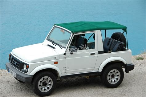 Tiny Jeep Tiny Akropol Suzuki Samurai Jeep Rent Hisaronu Dalaman