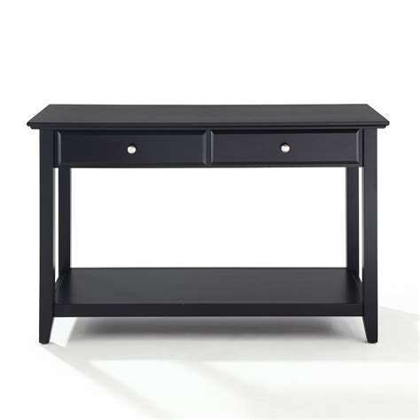 Black Sofa Table With Drawers by Black Sofa Table With Drawers Interior Exterior Doors