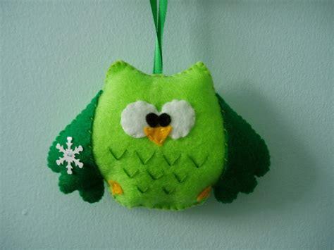 felt owl pattern pinterest felt woodland owl christmas ornament owl stuff