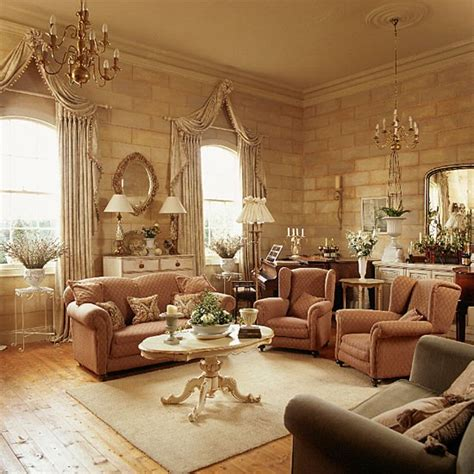 Traditional Living Room Curtains Ideas Traditional Living Room Decorating Ideas Housetohome Co Uk