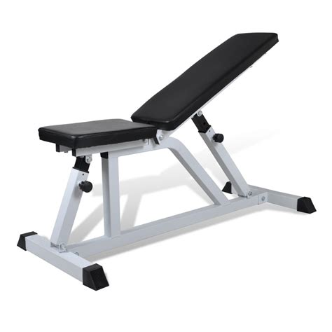 bench workout fitness workout bench weight bench vidaxl com