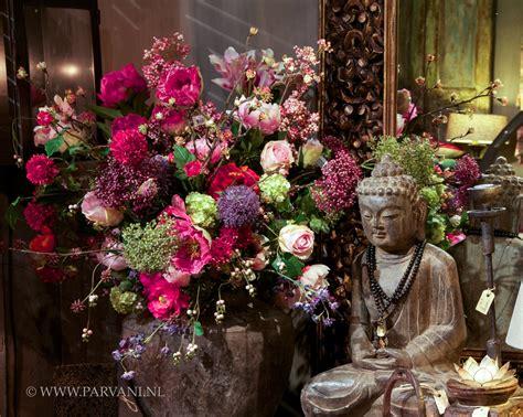 drijfkaarsen bloemen kopen parvani kunstbloemen woonaccessoires zijde bloemen boeddha
