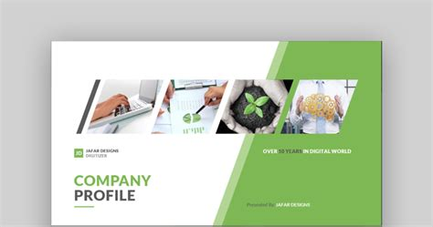 elegant company profile design how to embed a slideshare powerpoint slideshow in a website