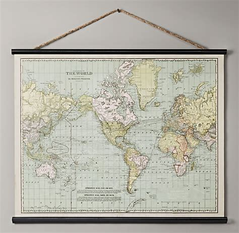 map tapestry vintage world map tapestry