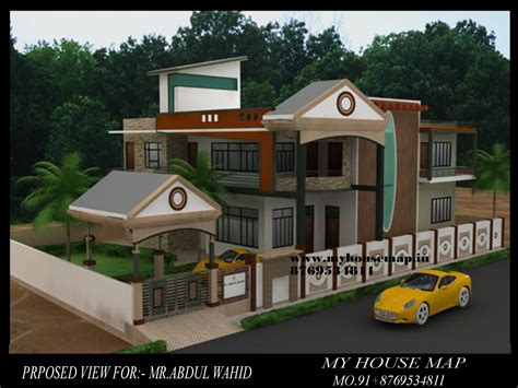 design my home tags indian house map design sle house map elevation exterior house design 3d house