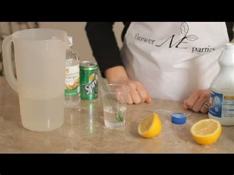 Homemade Floral Preservative by How To Make Your Own Floral Preservative For A Corsage