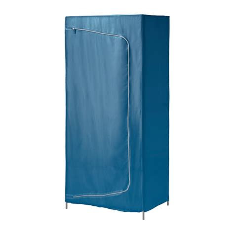 Almari Ikea breim almari pakaian biru ikea