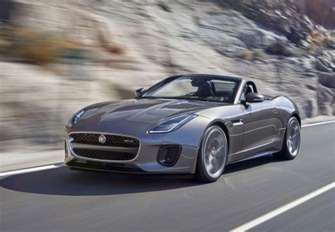 Jaguar F Type 2020 Model by 2020 Jaguar F Type Colors Interior Design Specs Refresh