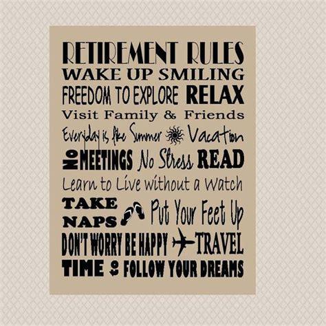 free printable retirement quotes retirement print retirement art retiree gift mom