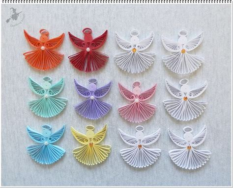 quilling angel tutorial best 198 quilling angels images on pinterest other