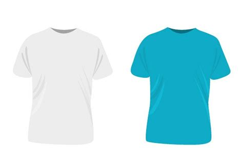 simple tshirt template vector topvectors com home design