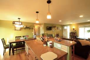 floor plans open concept project of the month open concept floor plan for a ranch home