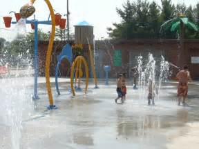 Splash Pads Splash Pad City Of Kingsport Tennessee