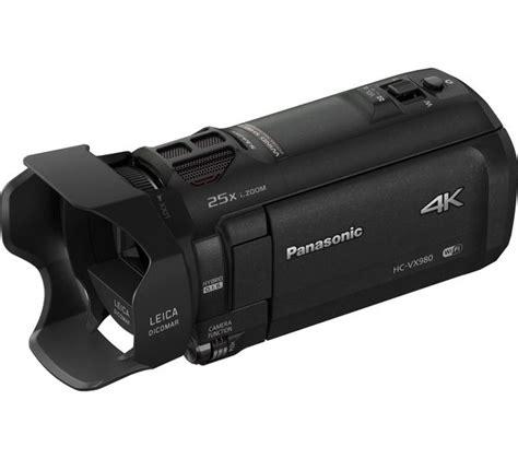 Panasonic Hc Vx985gc K 4k Hd Camcorder buy panasonic hc vx980eb k 4k ultra hd camcorder black