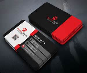modern business card designs free modern corporate business card design psd titanui