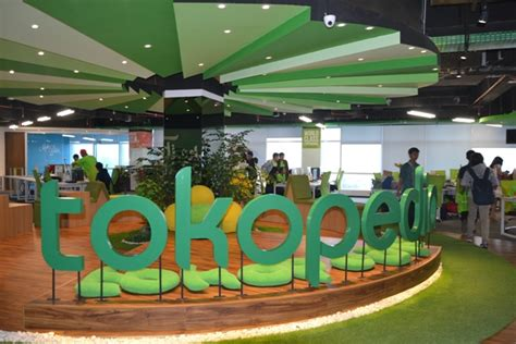 alibaba indonesia kantor tokopedia mendapatkan pendanaan rp 14 triliun dari alibaba