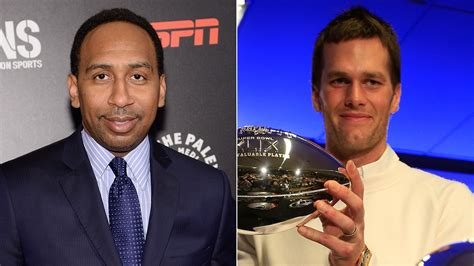 stephen a smith house stephen a smith denies implying racism as reason for tom brady skipping white house