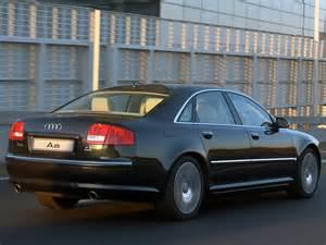 05 Audi A8 Audi A8 4 2 Quattro Za Spec D3 2003 05