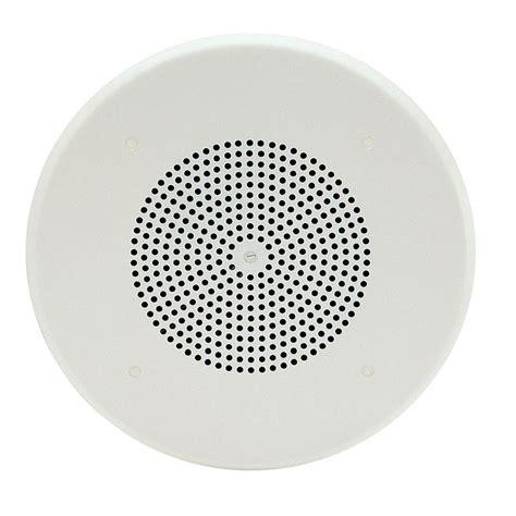 valcom 4 in 1 way ceiling speaker vc v 1010c the home depot