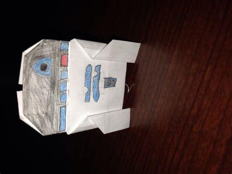 Origami Yoda Art2d2 - art2d2 origami yoda