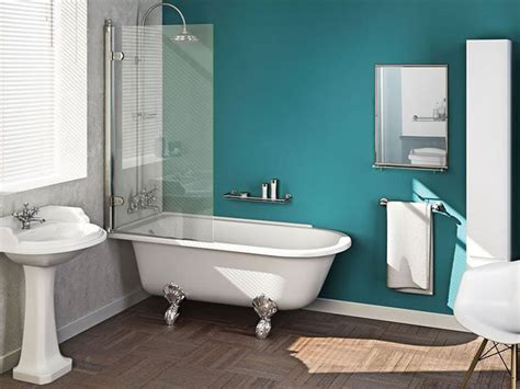 Roll Top Bath And Shower derby big freistehende acryl badewanne wei 223 gl 228 nzend
