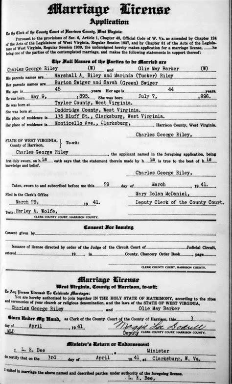Social Security Office Clarksburg Wv by Charles George Ollie May Swiger